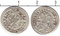 Изображение Монеты Германия Бранденбург-Байрот 1 крейцер 1751 Серебро XF-