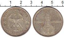 Изображение Монеты Германия Третий Рейх 5 марок 1934 Серебро XF-