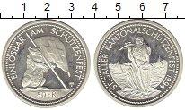 Изображение Монеты Швейцария 50 франков 1994 Серебро Proof-