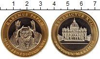 Изображение Монеты Ватикан Жетон 2005 Биметалл UNC