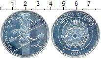Изображение Монеты Тонга 1 паанга 2003 Серебро Proof-