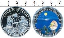 Изображение Монеты Палау 5 долларов 1994 Серебро Proof-