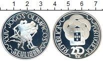 Изображение Монеты Португалия 250 эскудо 1988 Серебро Proof