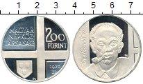 Изображение Монеты Венгрия 200 форинтов 1976 Серебро Proof-