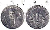 Изображение Монеты Сан-Марино 5 лир 1984 Алюминий UNC