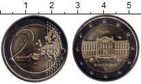 Изображение Монеты Германия 2 евро 2019 Биметалл UNC