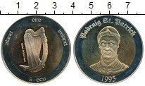 Изображение Монеты Ирландия 5 экю 1995 Биметалл UNC-