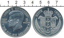 Изображение Монеты Новая Зеландия Ниуэ 5 долларов 1988 Медно-никель XF
