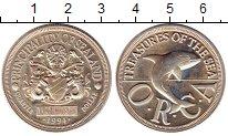 Изображение Монеты Силенд 1/4 доллара 1994 Серебро Proof-