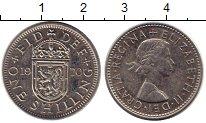 Изображение Монеты Великобритания 1 шиллинг 1970 Медно-никель UNC-