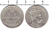Изображение Монеты Эритрея 2 лиры 1890 Серебро VF