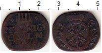 Изображение Монеты Германия Майнц 4 пфеннига 1766 Медь VF