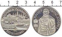Изображение Монеты Австрия 100 шиллингов 1994 Серебро Proof-