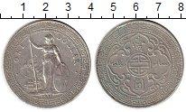 Изображение Монеты Великобритания 1 доллар 1911 Серебро XF-