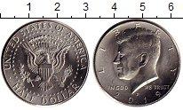 Изображение Мелочь США 1/2 доллара 2019 Медно-никель UNC-