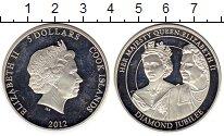 Изображение Монеты Новая Зеландия Острова Кука 5 долларов 2012 Серебро Proof-