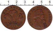 Изображение Монеты Великобритания 1/2 пенни 1794 Медь XF
