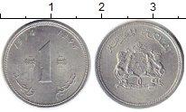 Изображение Монеты Марокко 1 сантим 1974 Алюминий XF