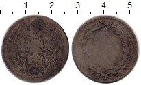 Изображение Монеты Австрия 10 крейцеров 1758 Серебро VF