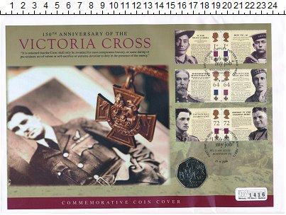 Изображение Монеты Великобритания 50 пенсов 2006 Медно-никель UNC 150 лет со дня учреж