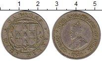 Изображение Монеты Ямайка 1/2 пенни 1920 Медно-никель VF