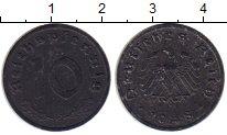 Изображение Монеты Германия 10 пфеннигов 1948 Цинк XF-