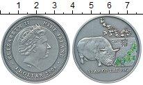 Изображение Монеты Новая Зеландия Ниуэ 1 доллар 2006 Серебро UNC