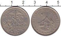 Монета Боливия 10 сентаво Медно-никель 1918 XF фото