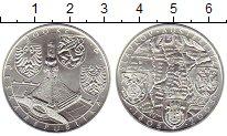 Монета Чехия 200 крон Серебро 2005 UNC фото