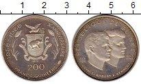 Изображение Монеты Гвинея 200 франков 1970 Серебро Proof-