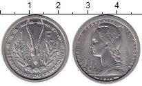 Изображение Монеты Камерун 1 франк 1948 Алюминий UNC