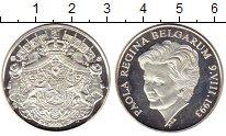 Изображение Монеты Бельгия Медаль 1993 Серебро Proof-