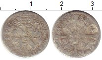 Изображение Монеты Германия Зальцбург 1 крейцер 1659 Серебро VF