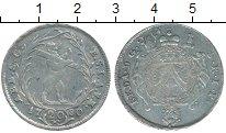Изображение Монеты Швейцария Сен-Галлен 20 крейцеров 1780 Серебро XF
