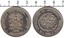 Изображение Монеты Португалия Азорские острова 100 эскудо 1986 Медно-никель XF