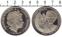 Изображение Монеты Великобритания Теркc и Кайкос 5 крон 1999 Медно-никель UNC