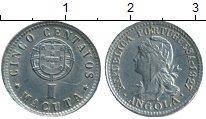 Монета Ангола 1 макута Медно-никель 1927 UNC- фото