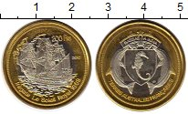 Изображение Монеты Франция Бассас-да-Индия 200 франков 2012 Биметалл UNC-