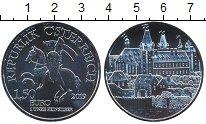Изображение Мелочь Австрия 1 1/2 евро 2019 Серебро UNC