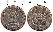 Изображение Монеты Португалия Азорские острова 100 эскудо 1986 Медно-никель UNC-