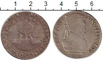 Изображение Монеты Боливия 4 соля 1830 Серебро XF