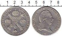 Изображение Монеты Австрия 1 кроненталер 1796 Серебро XF+