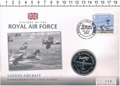 Изображение Монеты Гибралтар 1 крона 2008 Медно-никель UNC История Королевской