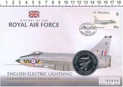 Изображение Подарочные монеты Гибралтар 1 крона 2008 Медно-никель UNC История Королевских