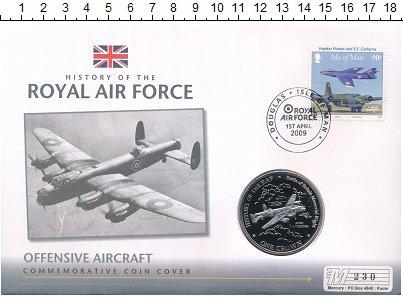 Изображение Подарочные монеты Гибралтар 1 крона 2007 Медно-никель UNC История Королевских