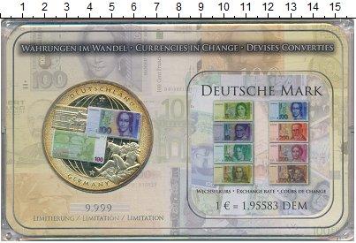 Изображение Подарочные монеты Германия Медаль 0 Медно-никель Proof- Страны перешедшие на