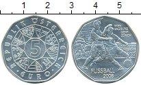 Монета Австрия 5 евро Серебро 2008 UNC фото