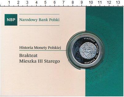 Изображение Подарочные монеты Польша 10 злотых 2014 Серебро Proof История польских мон