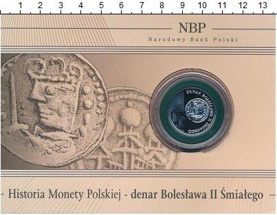 Изображение Подарочные монеты Польша 5 злотых 2013 Серебро Proof История польских мон