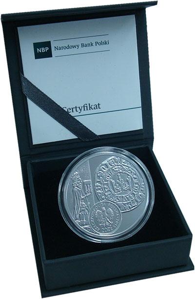 Изображение Подарочные монеты Польша 20 злотых 2015 Серебро Proof История Польских мон
